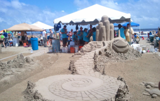 AIA Sandcastle Approaching