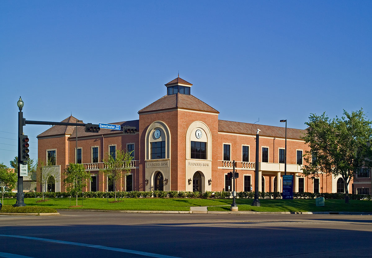 Community Bank of Texas Plaza