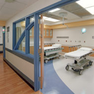 HC - Hosp - SLEH 03 ED Treatment Corridor