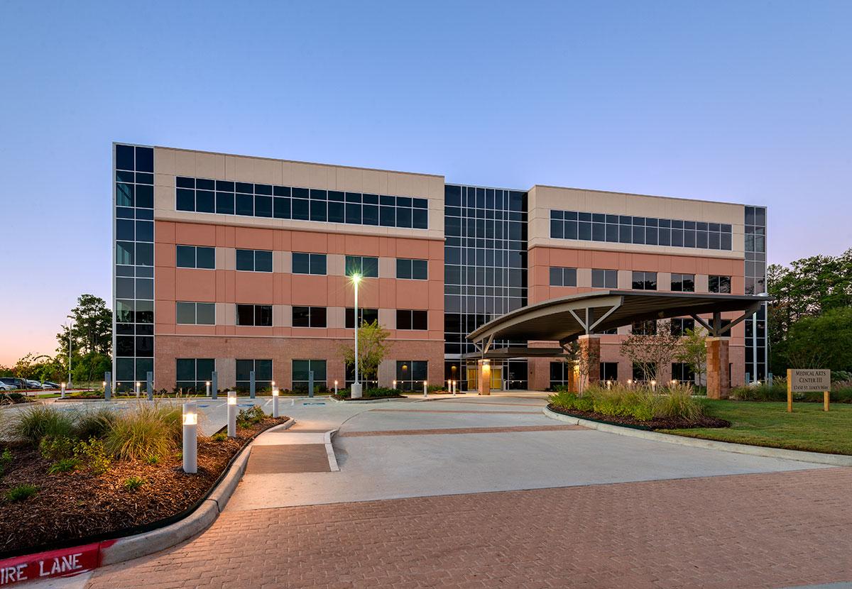 Chi St. Luke's Medical Arts Center III