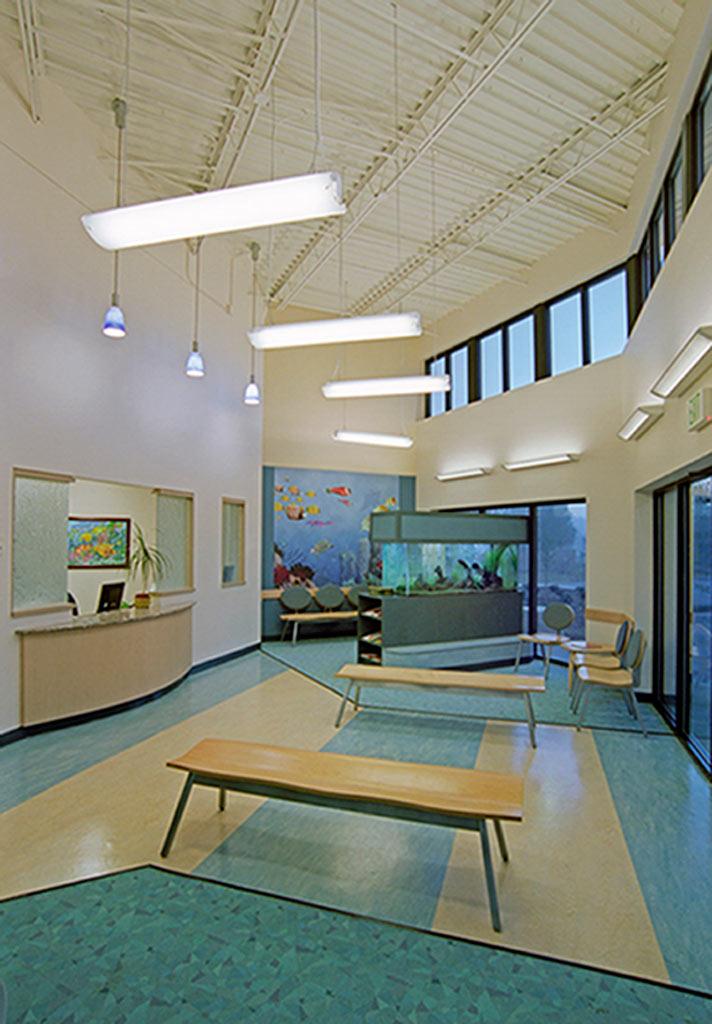 Pearland Pediatrics - Interior