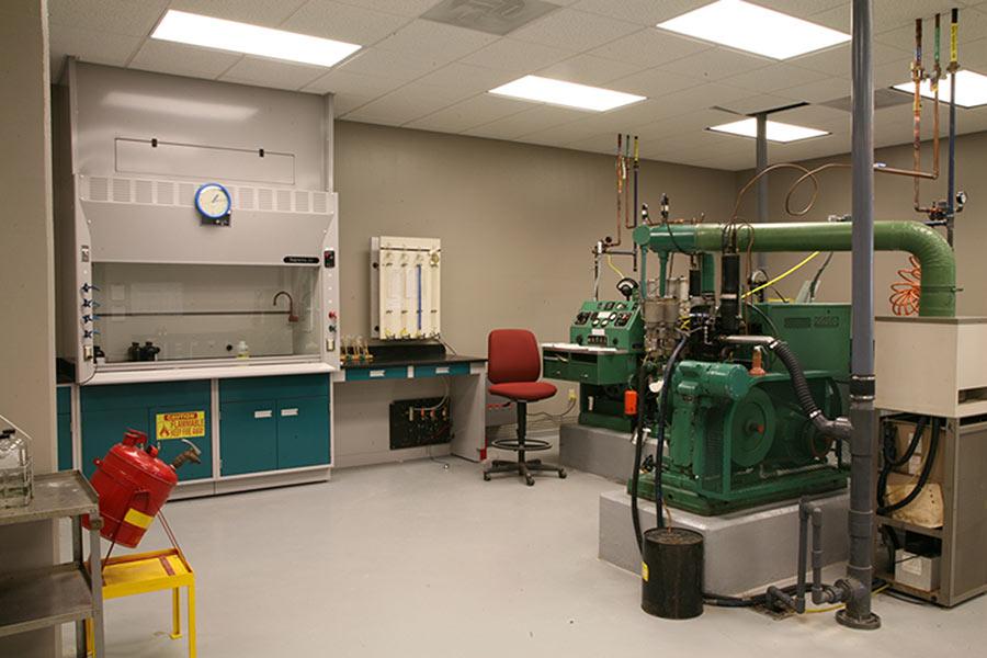 Valero QA Laboratory