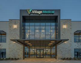 Project Completion for Village Medical