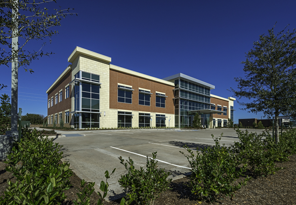 Telfair MOB - Project Completion Photo