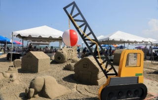 AIA Sandcastle 2018 - Sandcastles