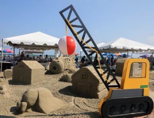 AIA Sandcastle 2018