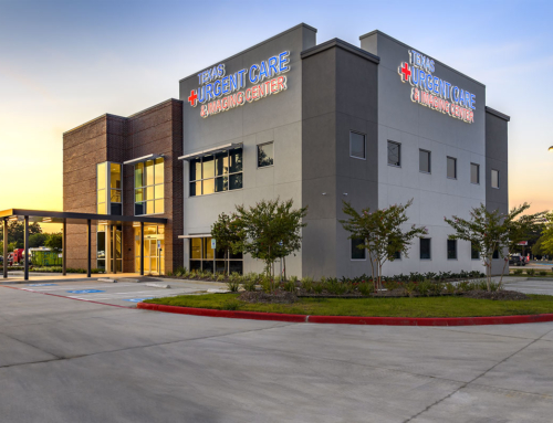 Medical Office Building in New Caney Now Complete