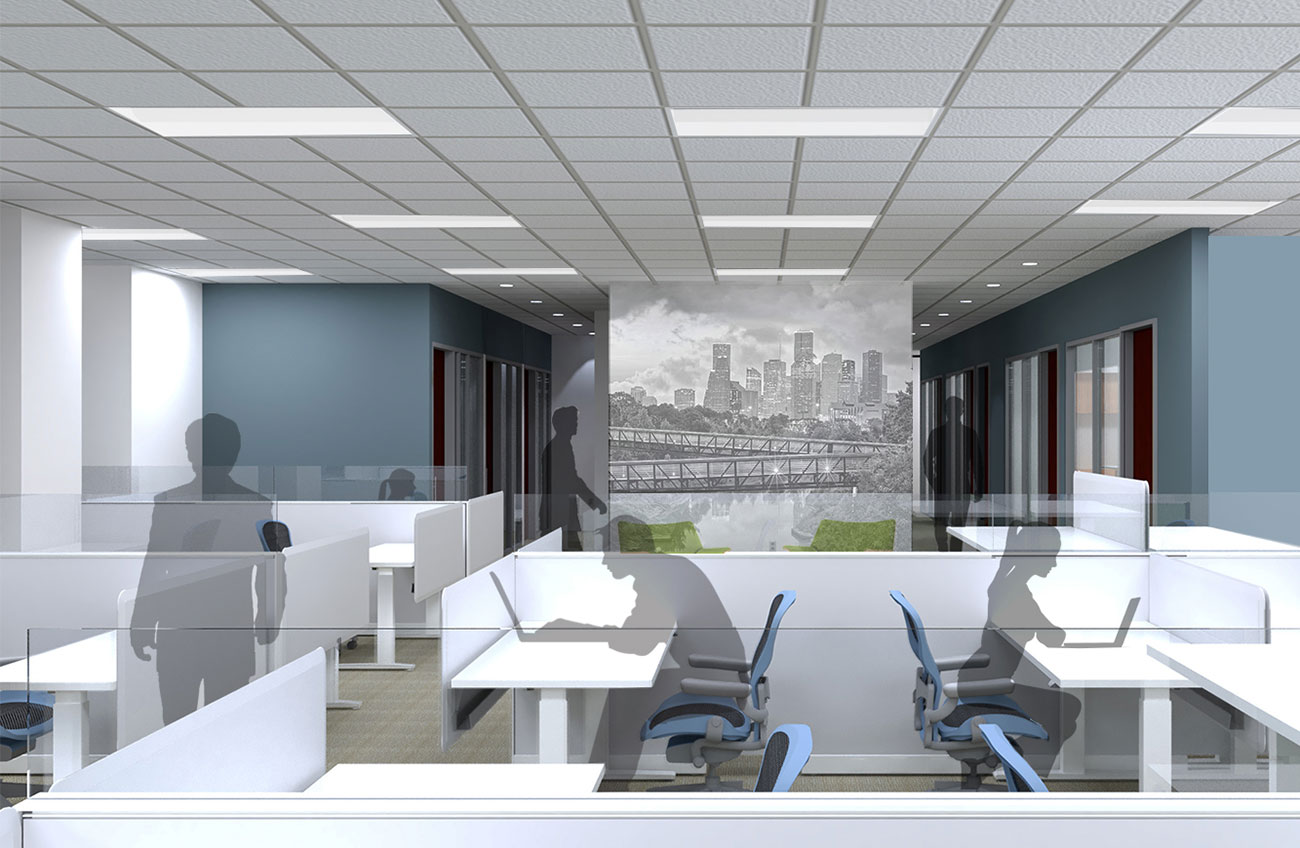 Lonza Office Expansion