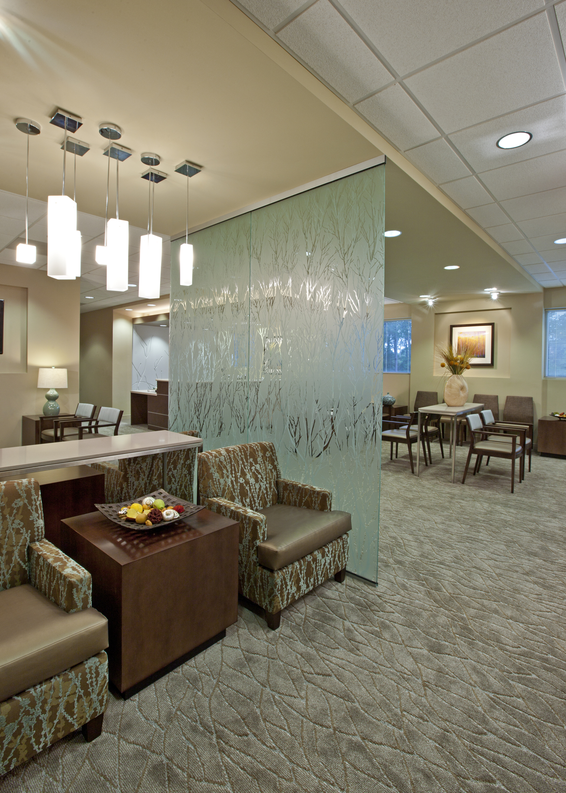 Sleep Center Lobby