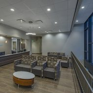 Photo of Village Medicine Lobby at Mason Creek MOB