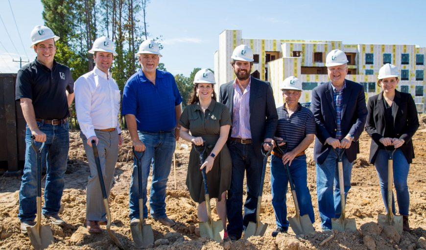 New Caney MOB Ground Breaking